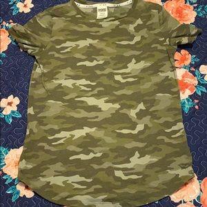 PINK sleepwear shirt